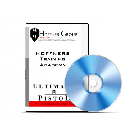 Ultimate Pistol DVD