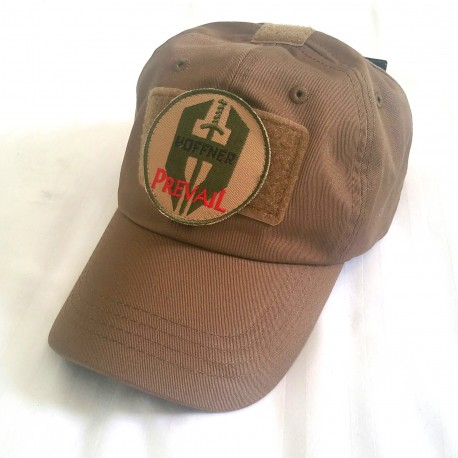 Operator Cap with Hoffner Patches