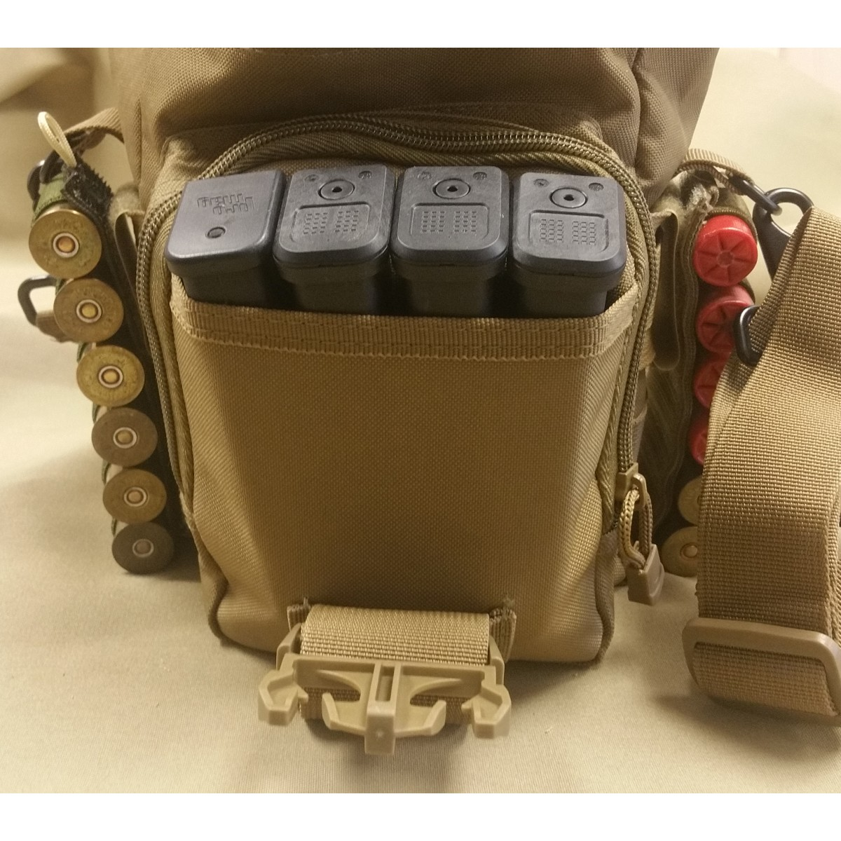 Grab And Go Ammo Bag Hoffners