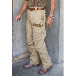 Khaki Battle Pants