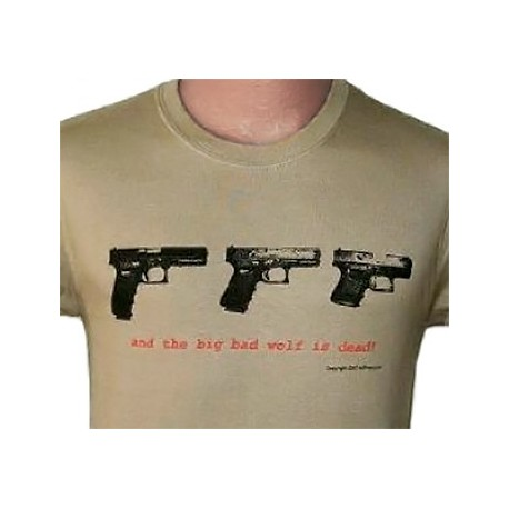 """My Three Glocks"" Tee"