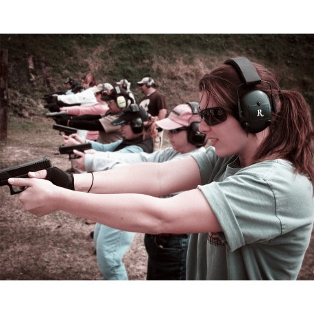Ladies-only Tactical Pistol