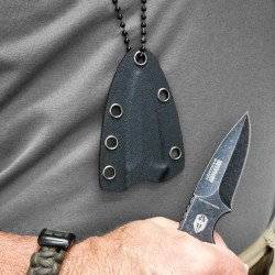Hoffner Bodyguard Neck Knife with Sheath