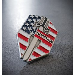 Hoffner Shield Pin