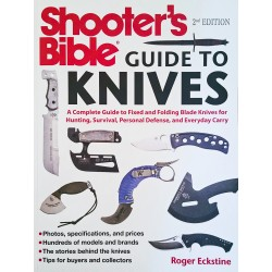 Shooters Bible Guide to Knives - Signed Edition