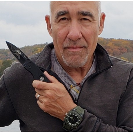 Private Defensive Knife Class with Brian Hoffner for up to 6 Attendees