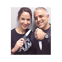 SPECIAL Couples TKO Training & Knives Opportunity